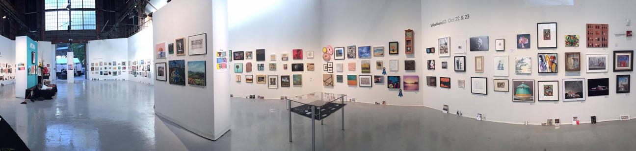 SF OPEN STUDIOS EXHIBITION 2017