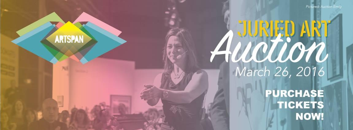 ArtSpan's Juried Art Auction 2016