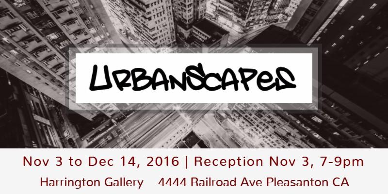 Urbanscapes at Harrington Gallery